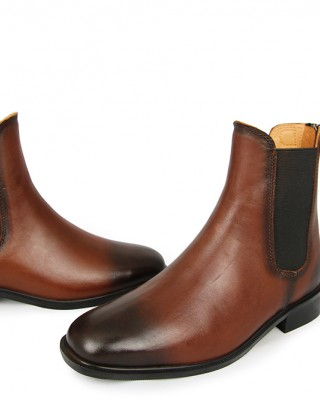 Genuine Leather Made To Order Basic Boot Horse Riding