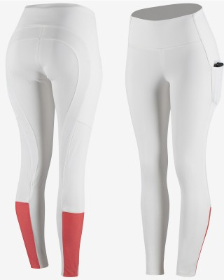 Silicone Full Seat Horse Riding Breeches Tights & Leggings